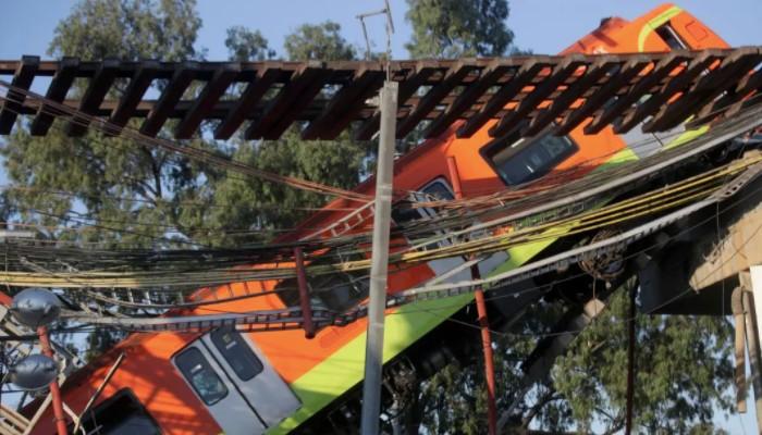 Grupo Carso esperará peritajes del colapso en Línea 12 del Metro - La Otra Opinión