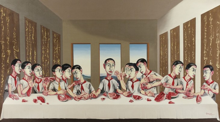 02zeng_fanzhi_the_last_supper