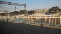 Random space between Beijing and Anshan