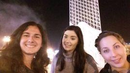 Monica, Timika, and Me