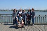 From left to right: Monica, Anna, Me, Gosia, Sonja, Kacper (bottom)