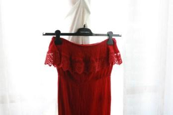 Robe bustier Forever21
