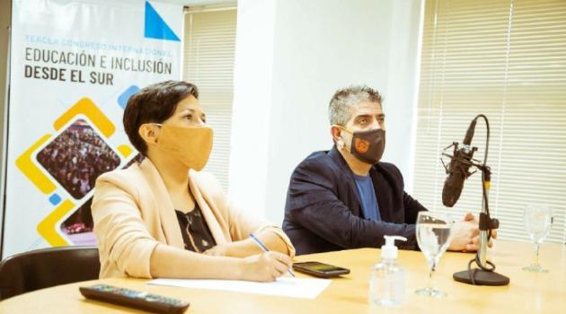 El Secretario de Educación López Silva destacó el nuevo acuerdo salarial alcanzado con el sector Docente