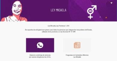 Laffitte destacó el Acompañamiento que se realiza desde Gobierno a Víctimas de Violencia de Género