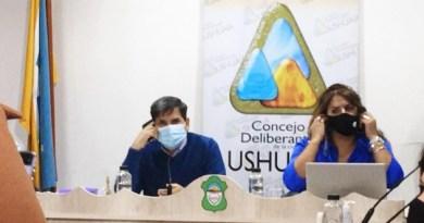 Ushuaia: El Concejo Deliberante realizará la Quinta Sesión Ordinaria