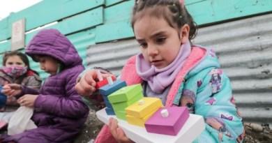 «Tejiendo Lazos»: En su Segunda Edición, se entregaron miles de kits con juguetes y abrigo