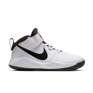 Nike Team Hustle D 9 (PS) (Blanco)