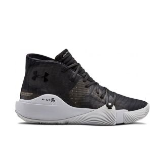 Under Armour Spawn Mid (Negro)