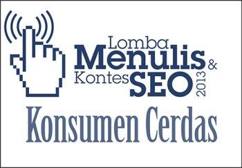 Artikel ini juga diikutkan Lomba Menulis Konsumen Cerdas (NON SEO) yang diadakan oleh Kementrian Perdagangan Republik Indonesia