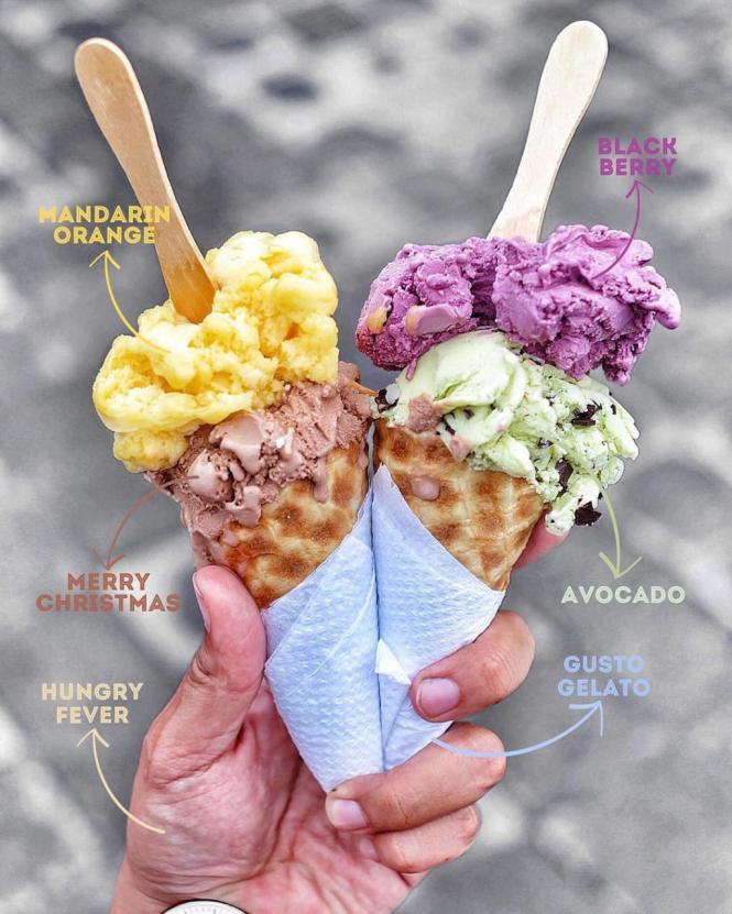 Gusto Gelato Bali masih menjadi salah satu dessert yang paling dicari.