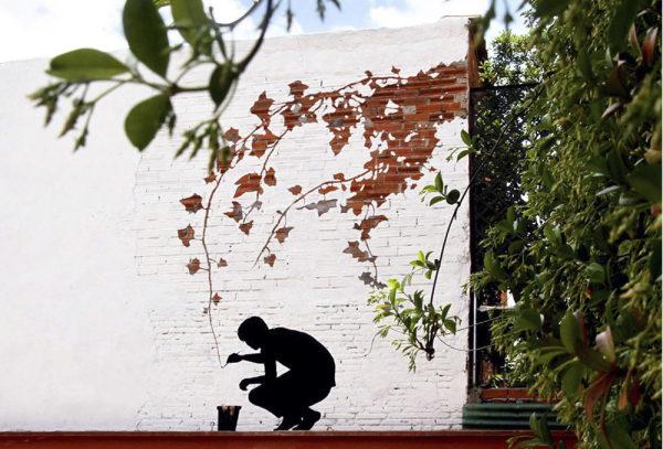 Street Art Menarik Dari Seniman Spanyol!