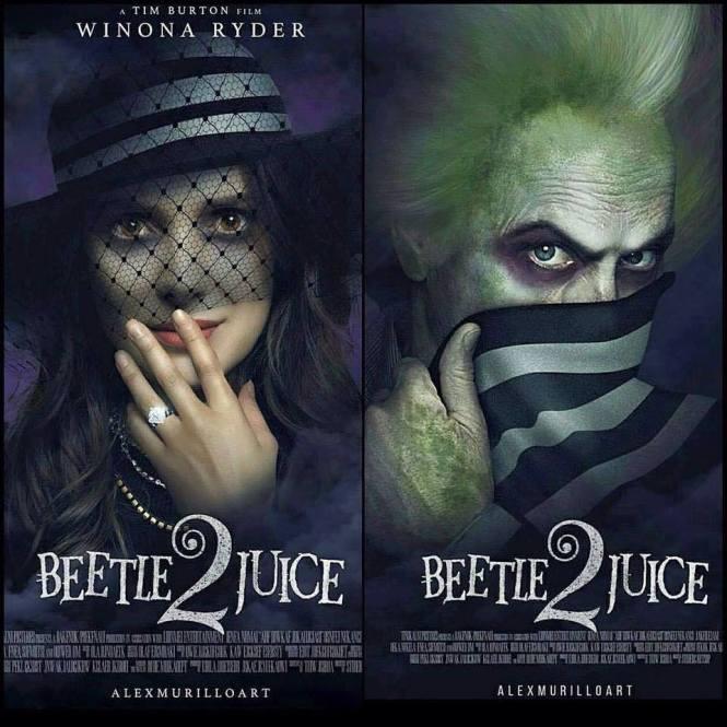 Beetle Juice 2