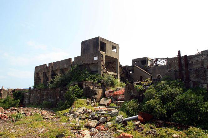 Pulau Hashima: Pulau yang Menginspirasi Film James Bond, Skyfall
