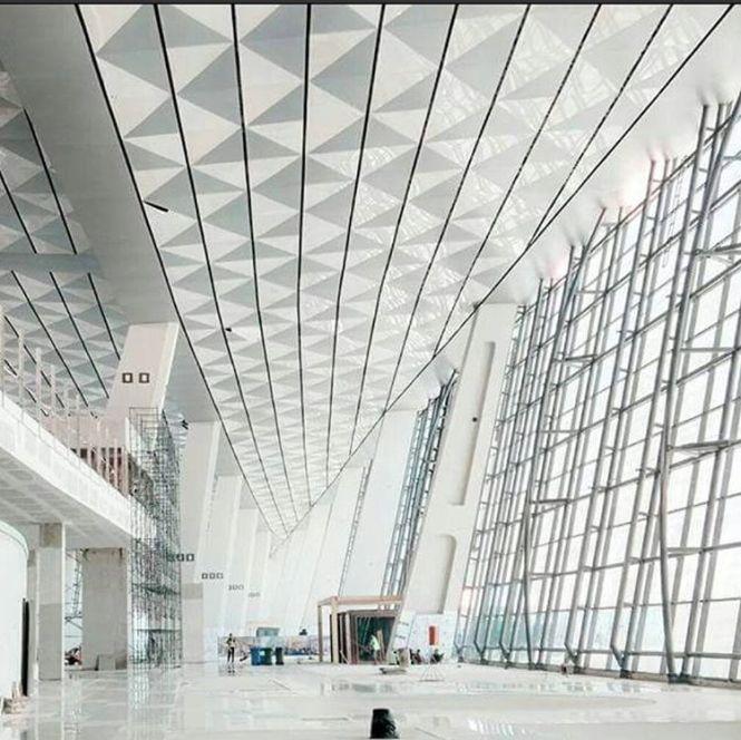 Foto-Foto Terminal 3 Ultimate Bandara Soekarno-Hatta Terbaru! (3)