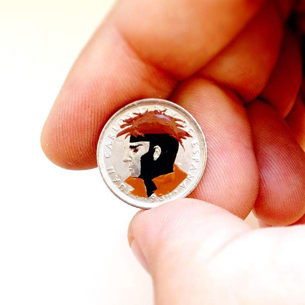 Ini Dia Lukisan Tokoh Terkenal Menakjubkan, diatas Koin dari Seluruh Dunia