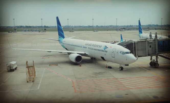 begini cara check in Garuda Indonesia paling mudah!