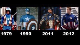 Penampilan The Avenger Dari Masa Ke Masa