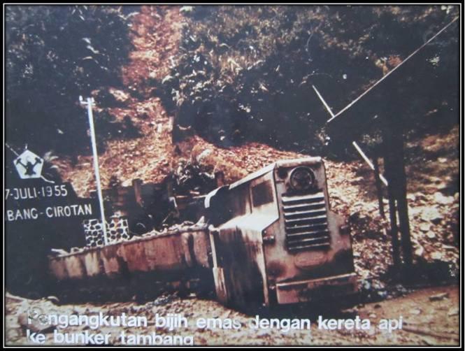 Mengenang Pabrik Pengolahan Emas Terbesar Di Indonesia