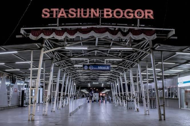Jadwal KRL Bogor Jakarta Kota Terbaru Terupdate!