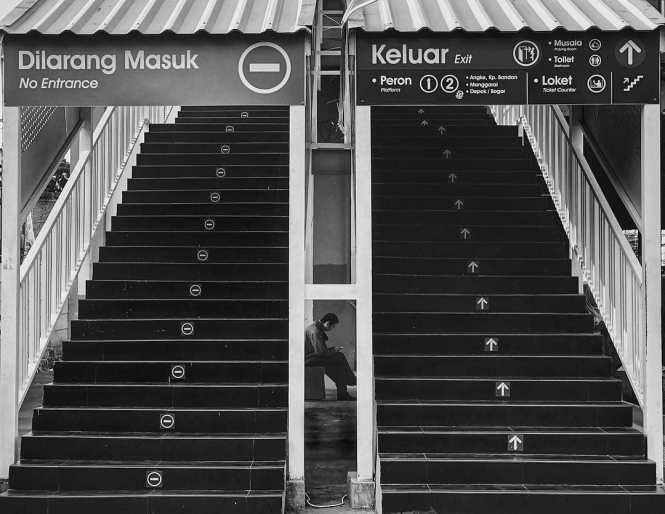 Jadwal KRL Duri Tangerang Terbaru