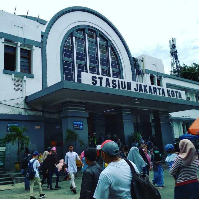 Jadwal KRL Jakarta Kota Bekasi Cikarang Terbaru
