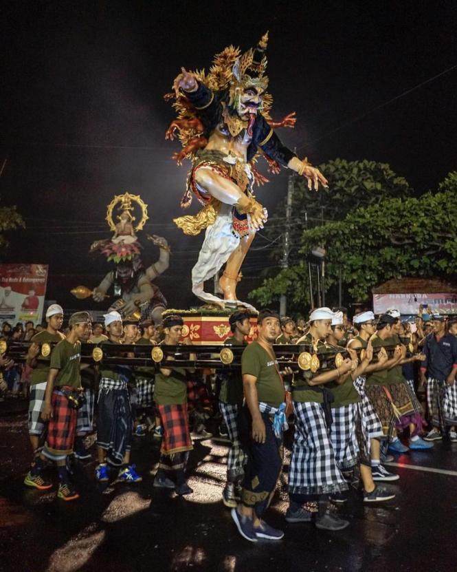 Pengalaman Nyepi di Bali, Liburan Ke Bali Ketika Nyepi Asik Nggak Sih?