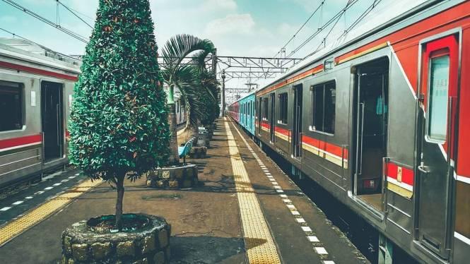 Sejarah Stasiun Bogor Jawa Barat