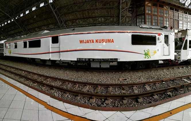 Sejarah Stasiun Tanjung Priok Jakarta