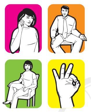 16 Cara Efektif Menggunakan Bahasa Tubuh Yang Baik