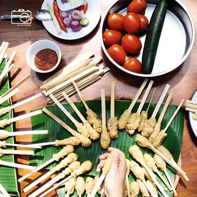 5 Sate khas Bali paling Ngetop