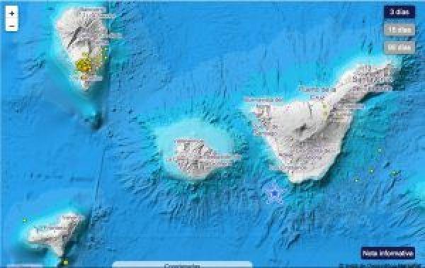 aardbeving la palma