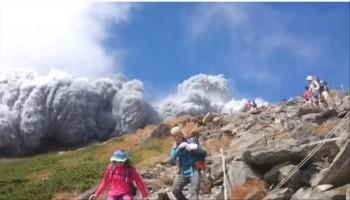 Vulkanausbruch Japan (Kanaren News)