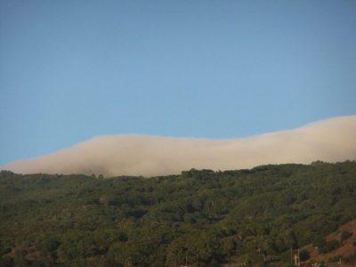 Wolkenbildung La Palma
