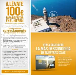 100 Euro Urlaubsgeld El Hierro
