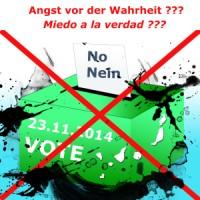 Erdölbohrung Referendum