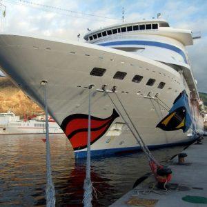 Kreuzfahrtschiffe - AIDAcara