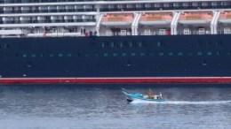 Kreuzfahrtschiff Queen Victoria