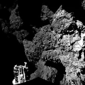 Komet Tschuri