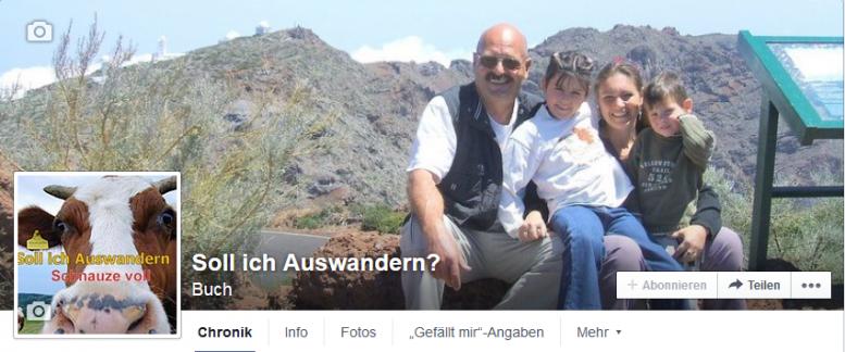 Auswandern Facebook