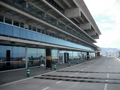 AENA Flughafen Mazo von La Palma