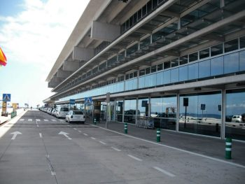 Flugplatz La Palma
