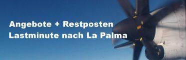 Lastminute La Palma