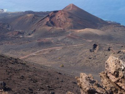 aktiven Vulkan
