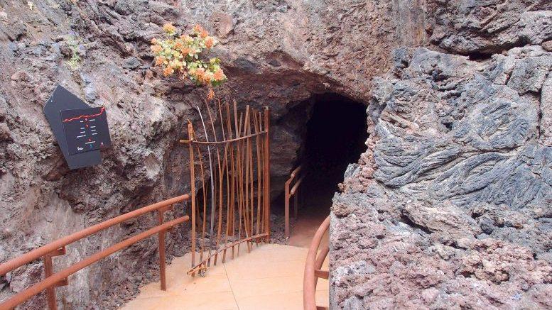 Vulkanhöhle Todoque