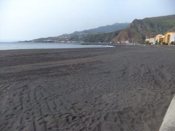 Stadtstrand Santa Cruz de La Palma