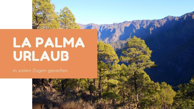 La Cumbrecita - La Palma Urlaub