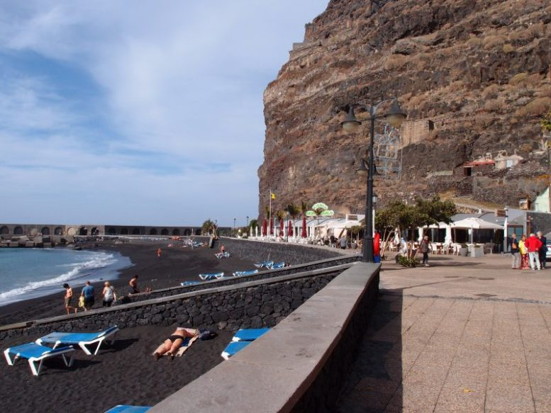 Strand von Tazacorte