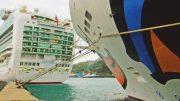Kreuzfahrtschiffe - Fremdenverkehr
