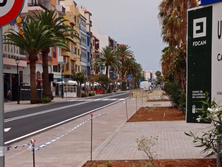 Promenade - Hauptstadt