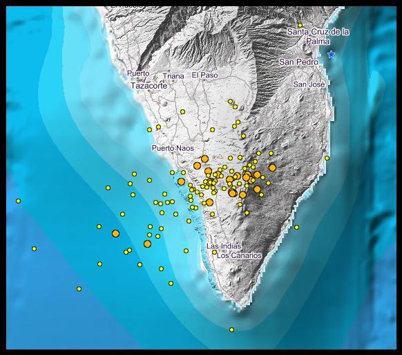 Erdbeben - Seismometer